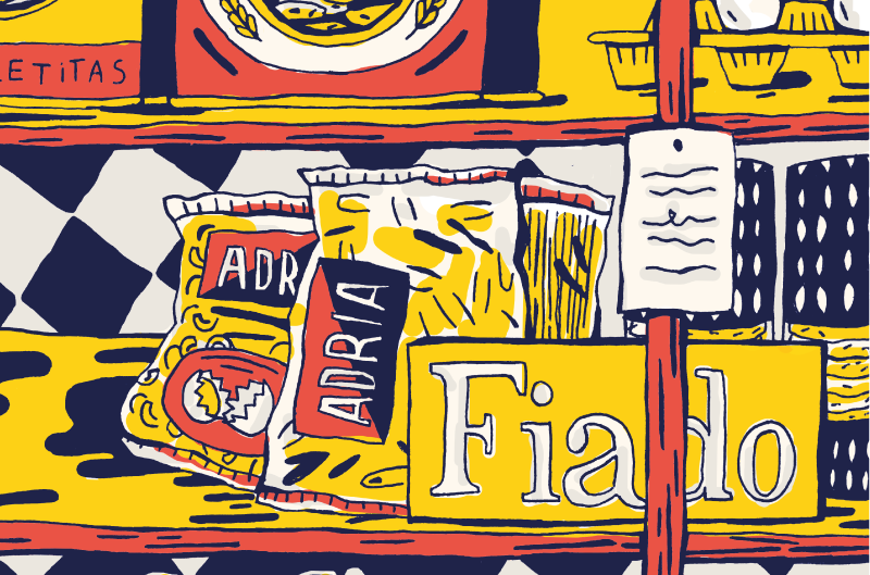 Fiado, illustration pour Atolón de Mororoa